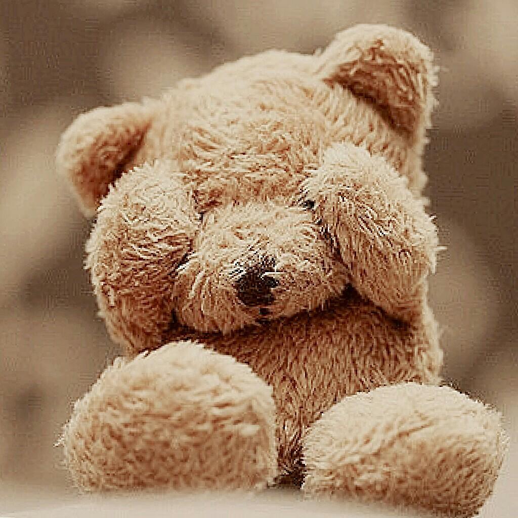 Доброго утра медвежонок - Доброе утро - Анимационные блестящие картинки GIF 78