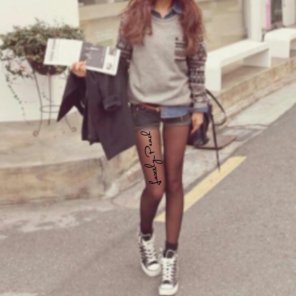 Korean fashion blog tumblr 64