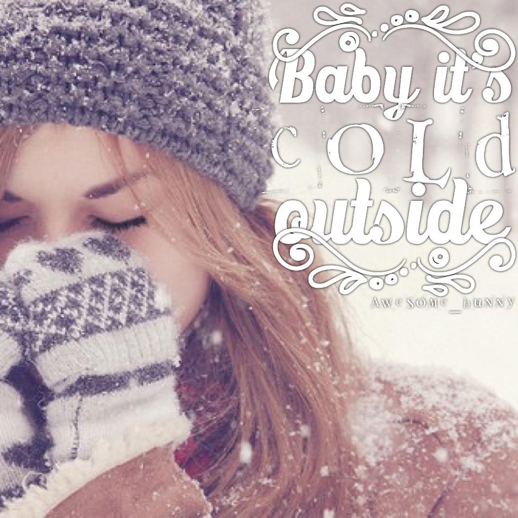 Фото в контакте на аву зима