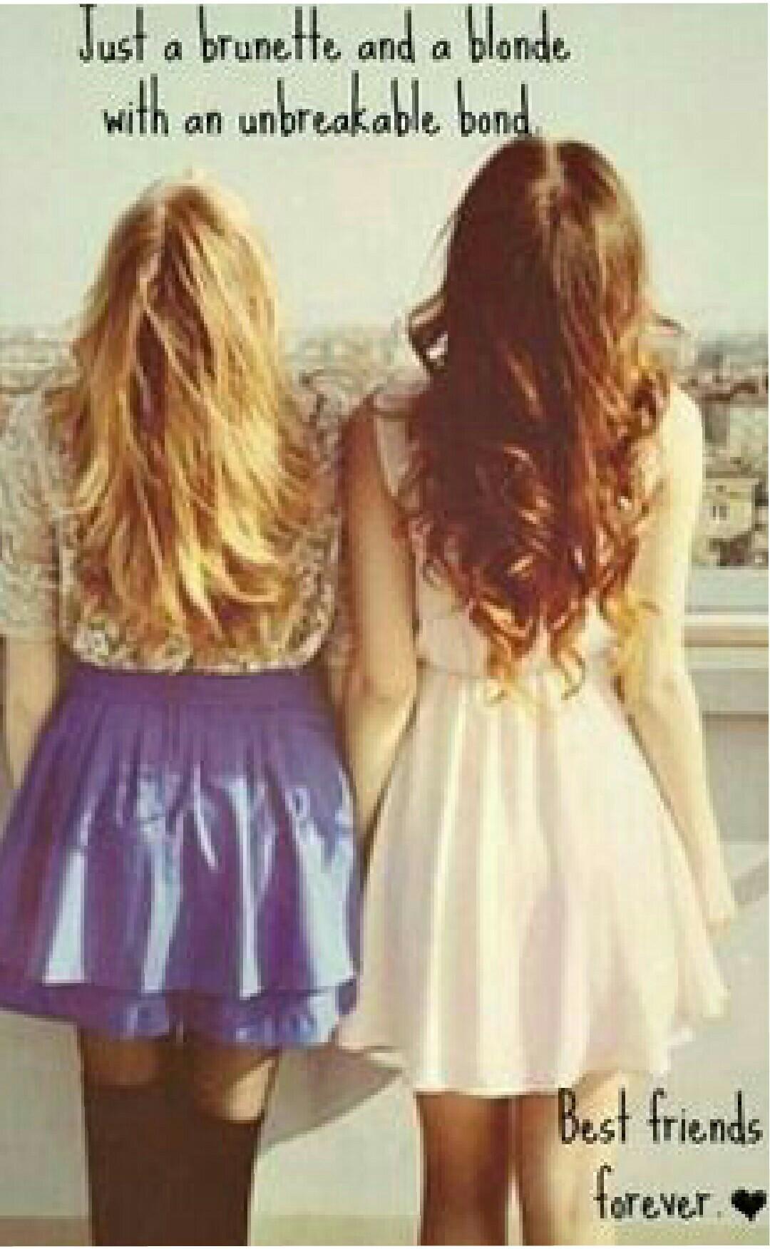 Фото двух подружек на аву в вк