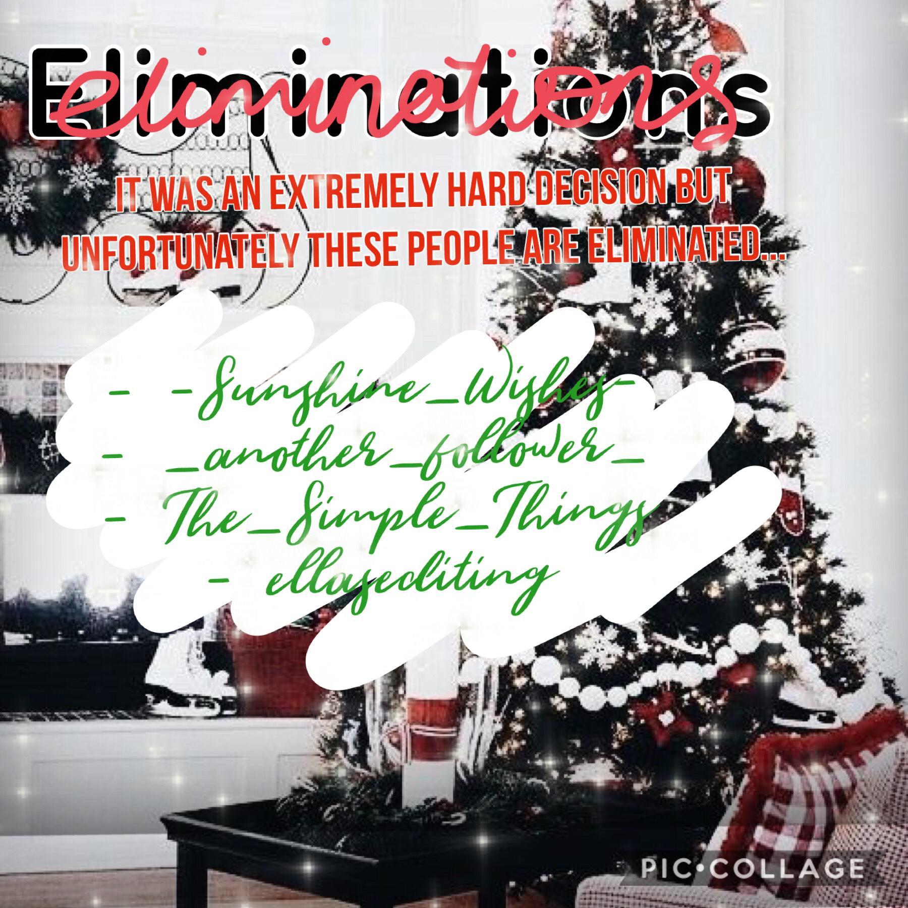 Eliminations