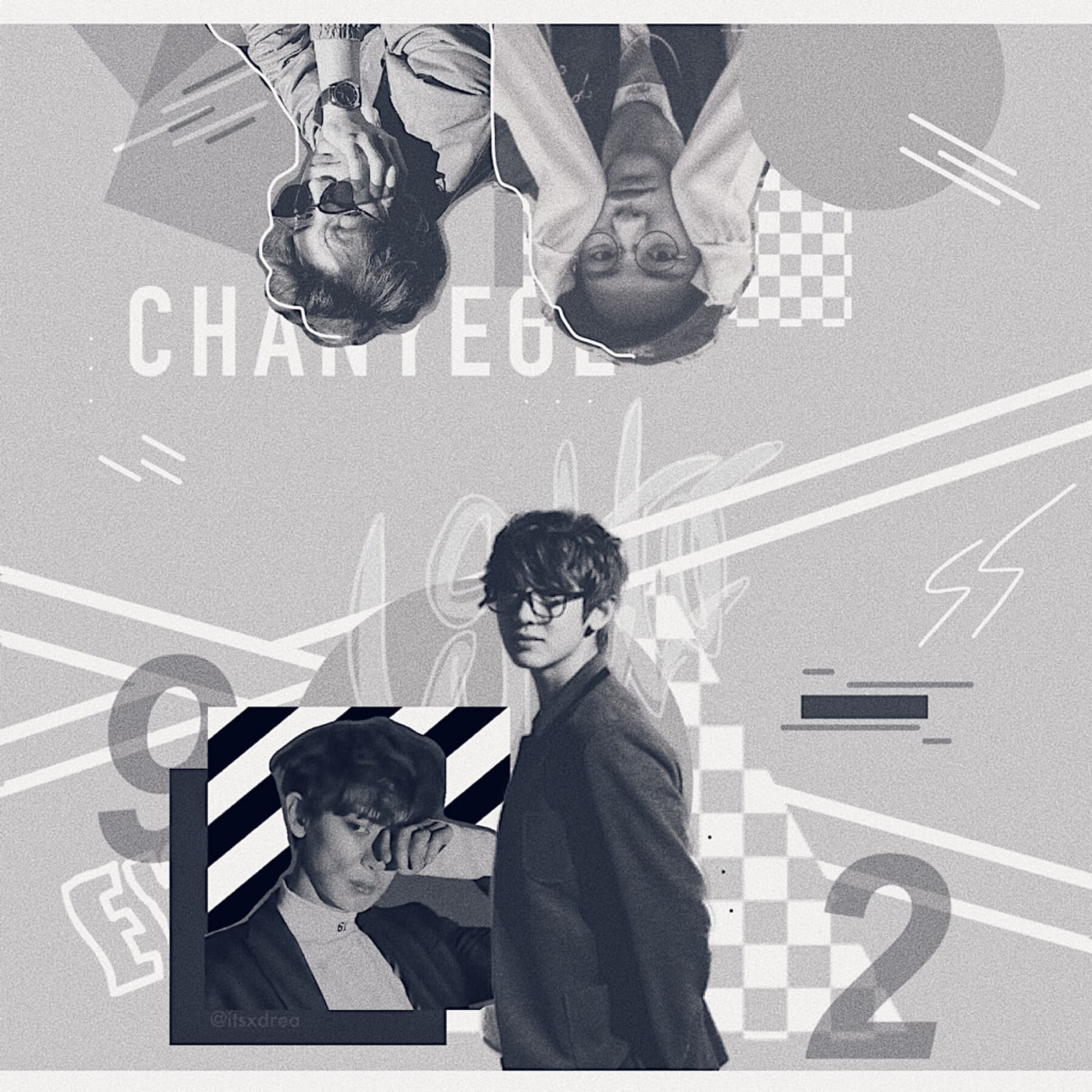 "☁️ chanyeol // exo | inspired by whi |  i'm ""back"" for editing. BUT YALL AP TESTING IS OVER (FOR ME) AND I CAN HAVE MY LIFE BACK NOW. BUT IM SO SAD BC I GOT SUCH A WACK PROMPT😩 I HOPE THE COLLEGE BOARD IS NICE TO ME N GIVES ME A 3"