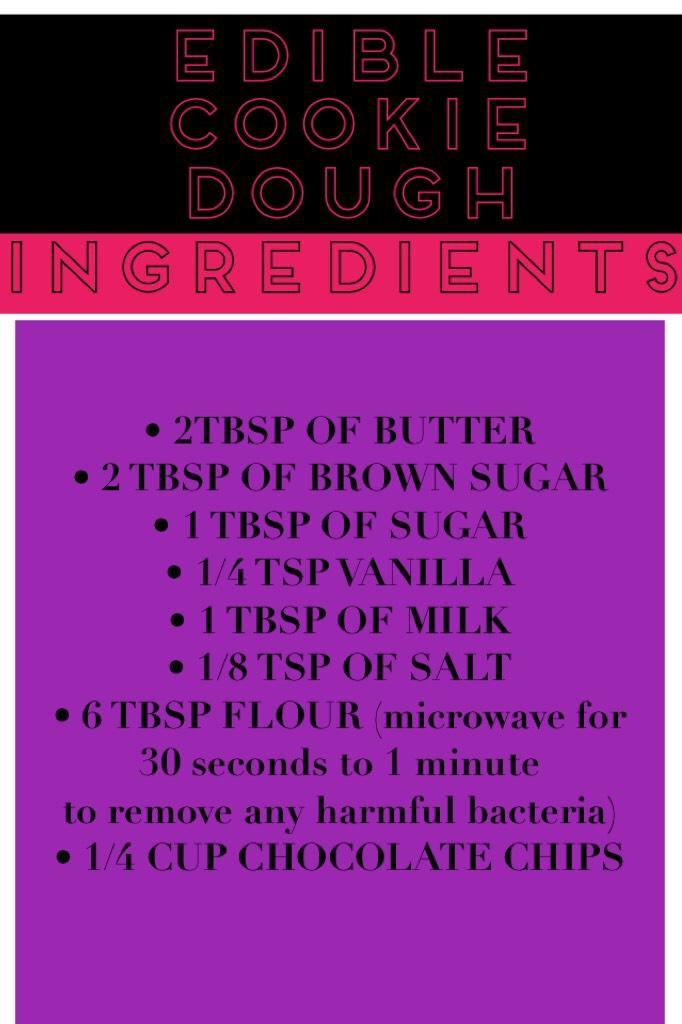 (Not My Recipe) Recipe by Aimee 🍪🍪