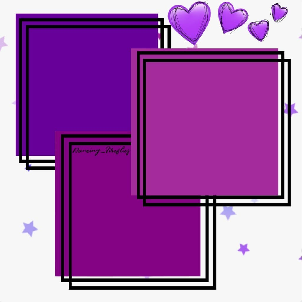 💜6/9/21💜 Purple Collage💜 Qotd:  Meaning of your name? Aotd: Mora means star of the sea
