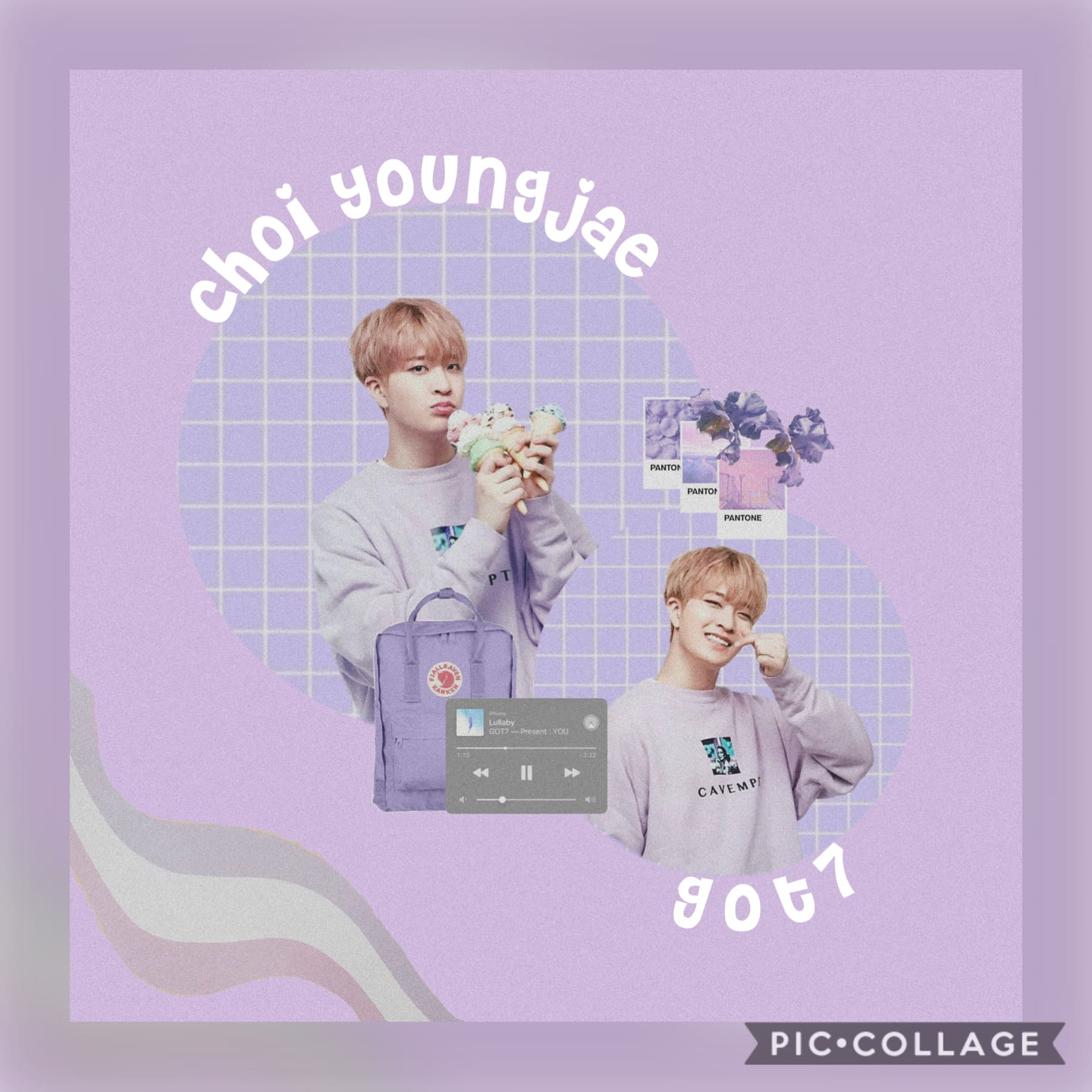💜 youngjaeee🥺 I'll try to post another collage later :)) hope y'all are doing well 💖