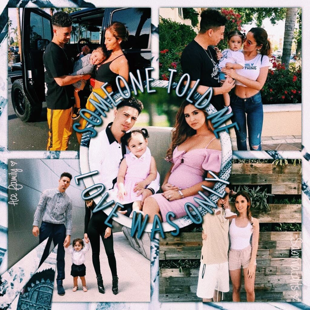 ♠️ Tap here if you like the ACE family ♠️ They are just such a beautiful and wonderful family 😍  i hope you guys like this edit! 💓