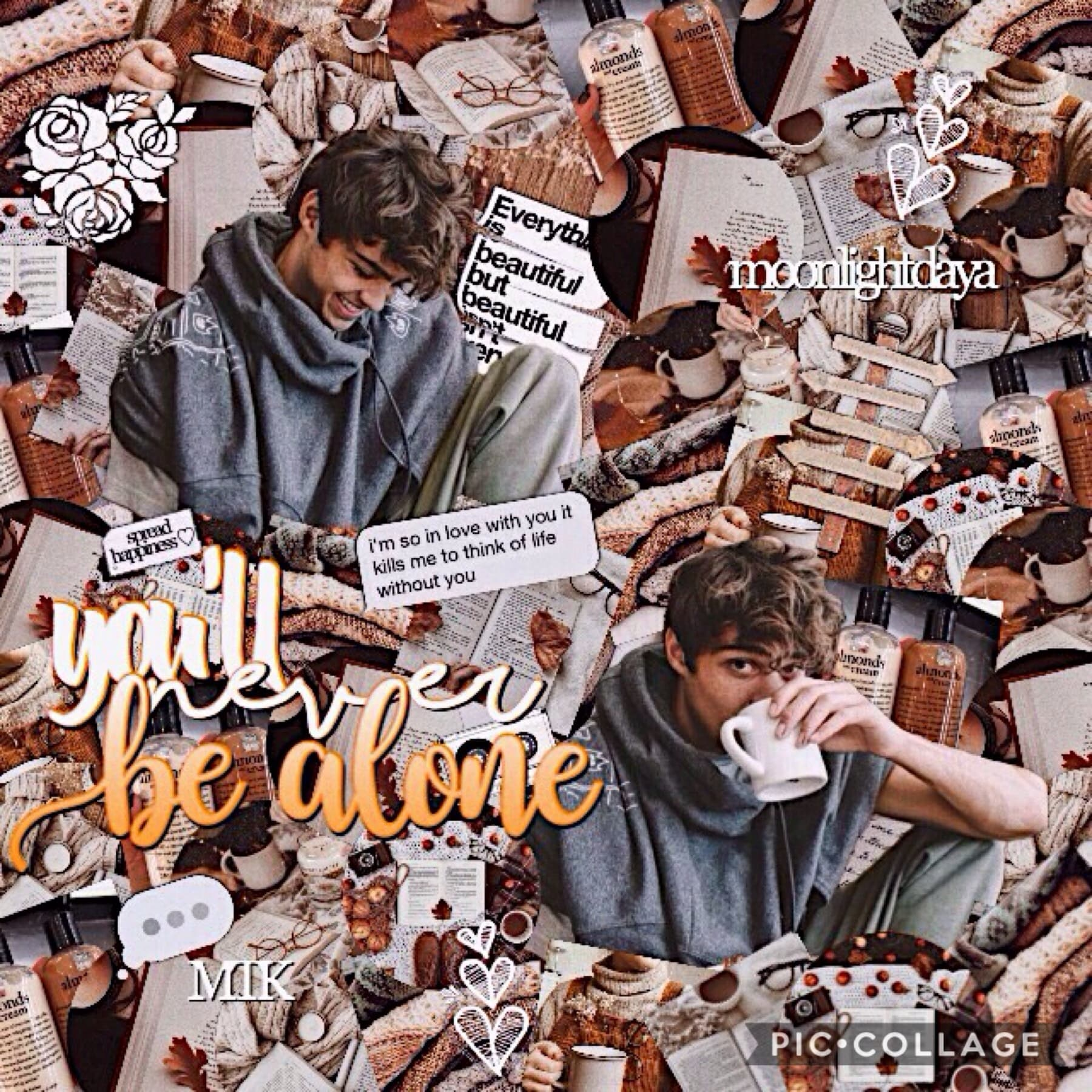 "first edit of my fall theme😊🍁and I'm back with a beautiful noah centineo!!😻🌻I fell in love with ""to all the boys I've loved before""🦊 I'm proud of this one🦁QOTD: fav season? AOTD: summer🙈"