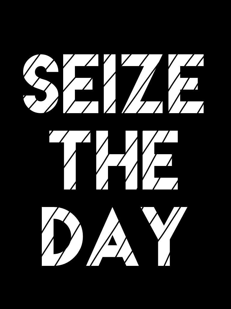 🖤📰 Seize The Day 📰🖤