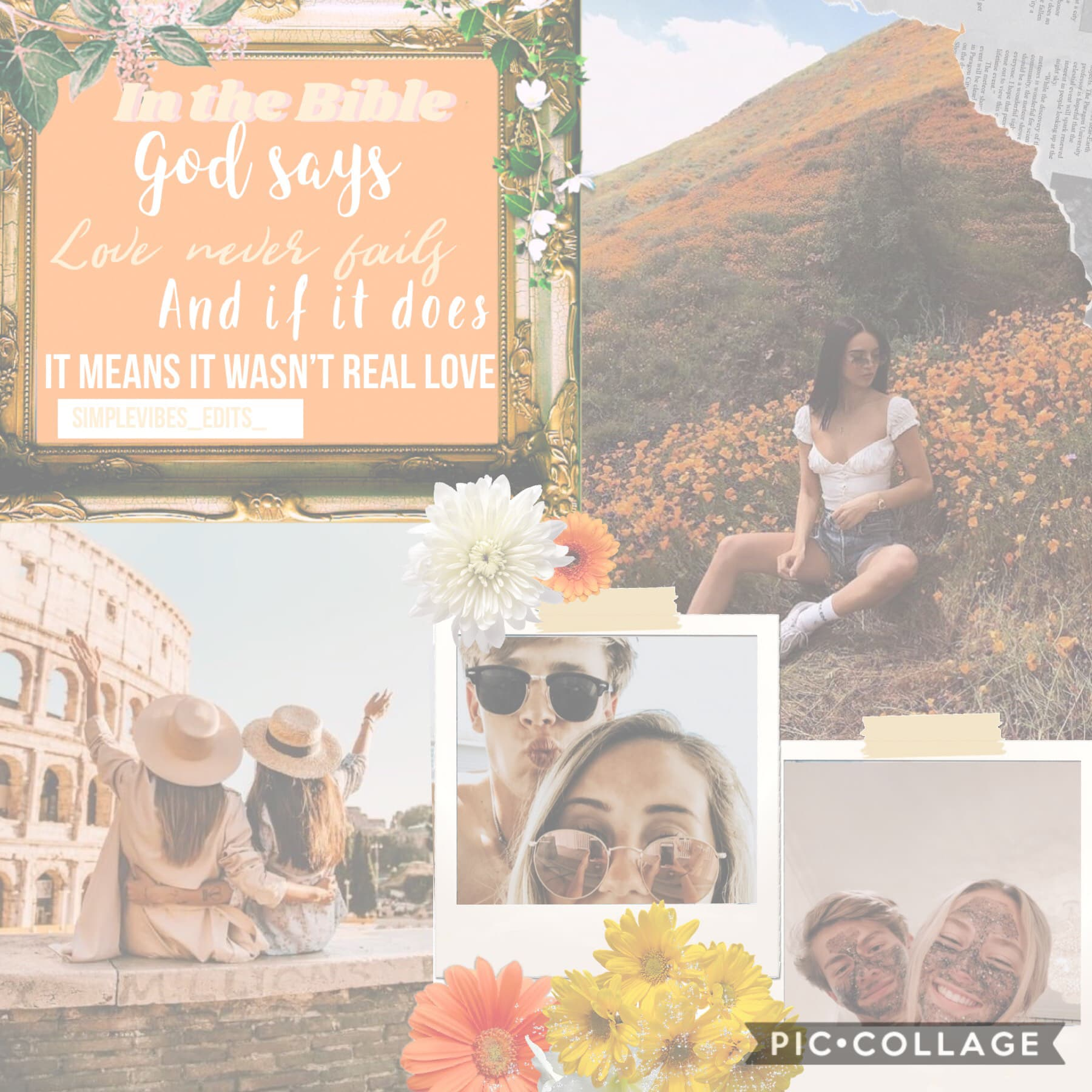 💛Tap💛 Hope u like this collage thx so much for all of ur advice I am trying new things to find my style make sure to like and comment  Qotd: what is ur style of collages Aotd: I am trying to find mine but I'm sure I'll have one soon
