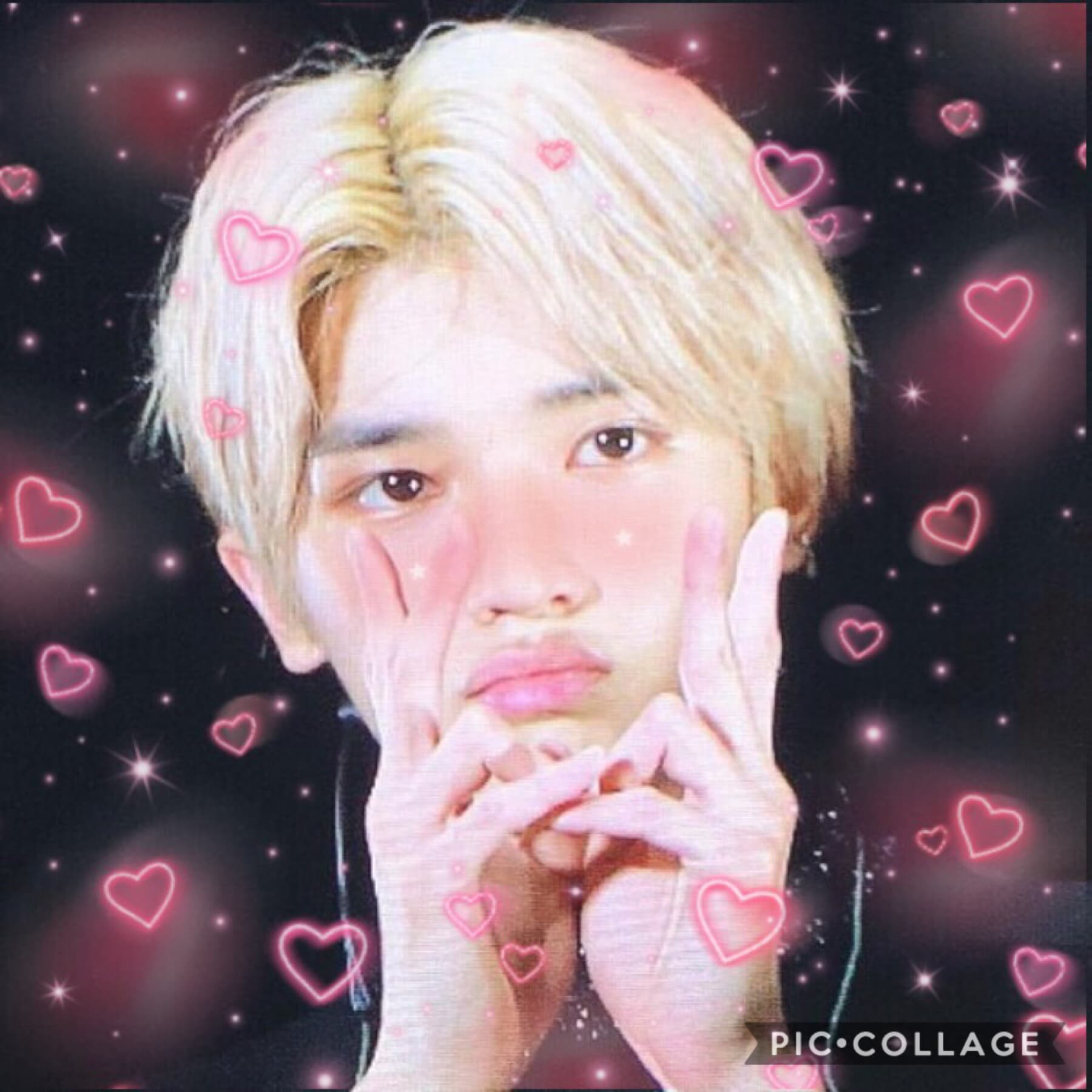 ʚ 𝚃𝚊𝚙 𝚑𝚎𝚛𝚎 ɞ ➯ heyyyy! I hope your day was amazing :))) I made this quick lil edit of taeyong cuz I was bored lol ➯ I'm trying out different fonts for my pics so it might be a little all over the place for a minute  ➯ qotd: who's your ult bias from nct?