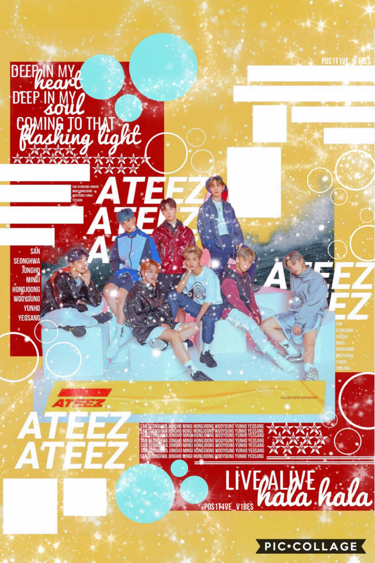 🌙aH i'm so obsesseD with ateez :) go check them out lol🌙 i'm sorry for being inactive :( schools been quite stressful🌙on a side note, my english class is better than expected ! but i've gotten a few projects already🌙 #PCONLY #ATEEZ #INACTIVE:( #SCHOOL #EN