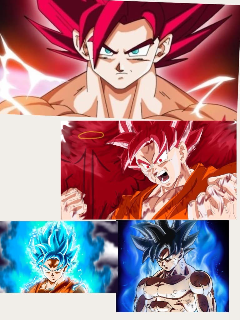 Comment below which is your fav god form