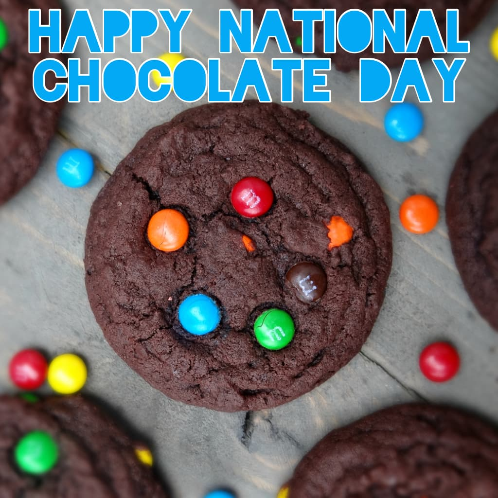 Happy National Chocolate day!