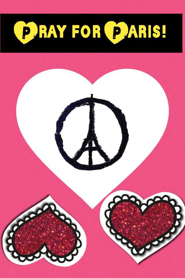 Pray for Paris!