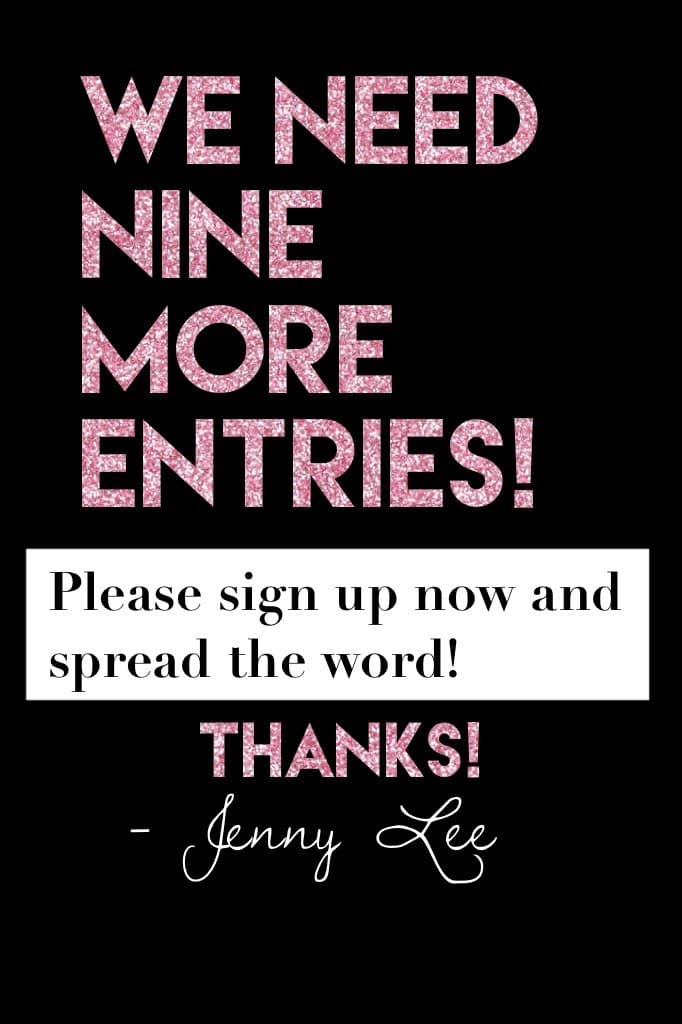 🌺click here🌺     We need nine more entries to star role playing! Sign up now and spread the word!!   ALSO: your crush can be made up. (Like mine)