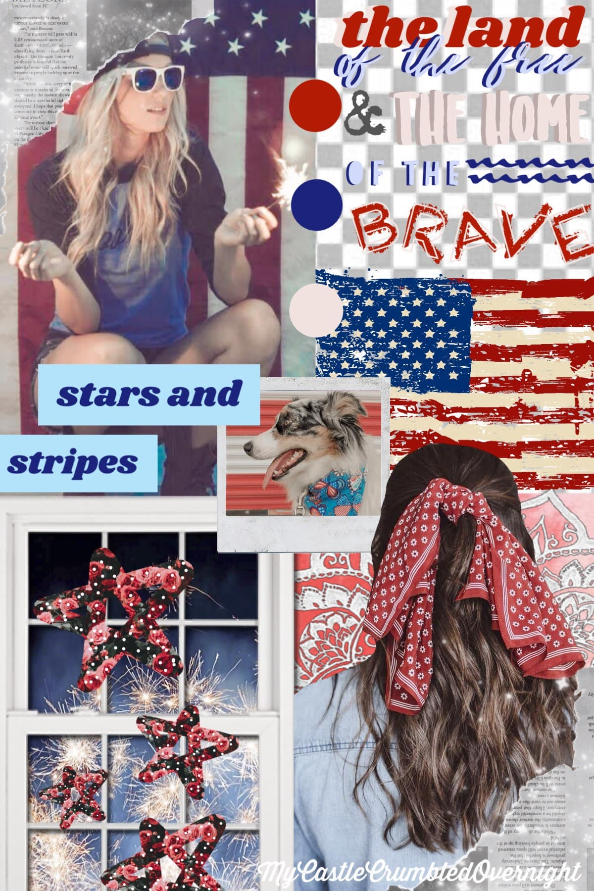 happy belated 4th of July! tap! sorry this is so late! I'm so glad to live in such an amazing country! 🇺🇸 qotd: do you celebrate the 4th of July? aotd: yes!