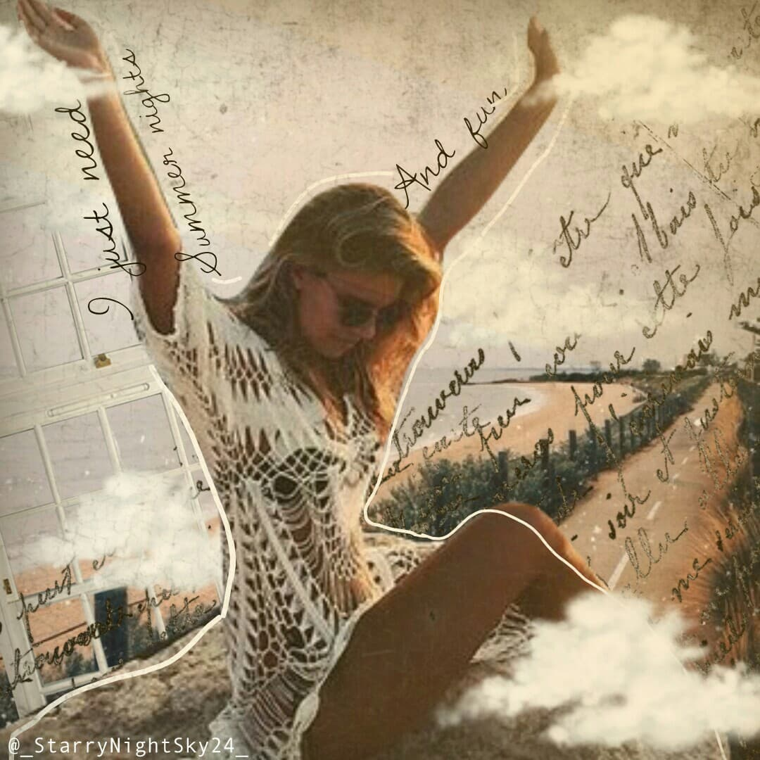☉ehh not too sure about this one..however, i did post twice today!!! I like the vibes of this collage but idk and im not really happy with the outcome. i might just leave it up for a little bit then delete soon....☉ ☉~16•12•17~☉