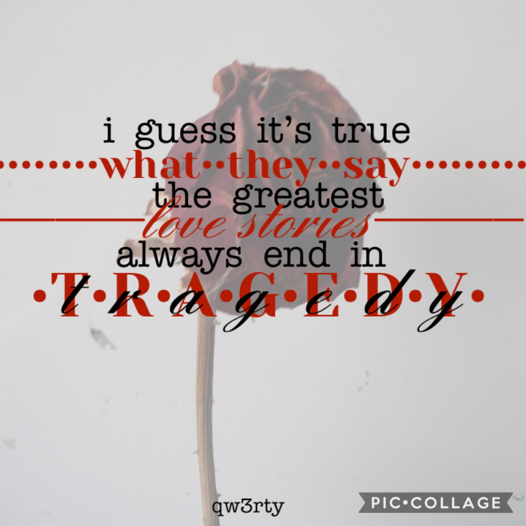 Tappppy This is a quote from one my favorite TV shows, Ninjago!!! IT IS SO EMOTIONAL FOR ME!!!!!!!!!!!!!!! ❤️Leeli