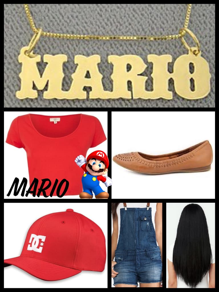 Mario outfit😀