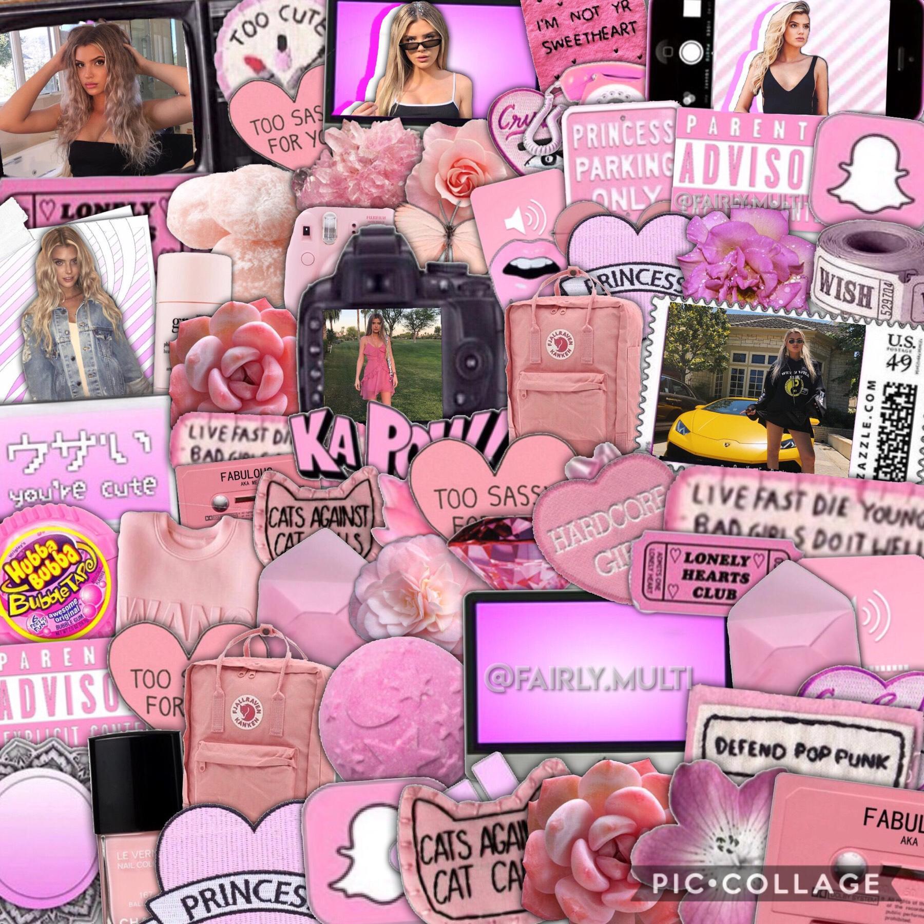 Alissa Violet  video editing acc on instagram:@fairly.multi
