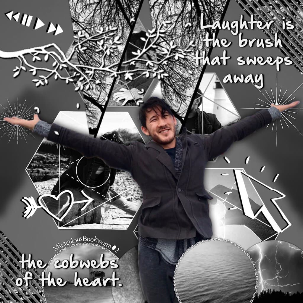Markiplier edit (I just need to say this. A user on PC, named septic_sam, had heavily influenced my style of editing, and I was inspired by her unique style to make this. She's so kind, and I thank her for being nice to me.)