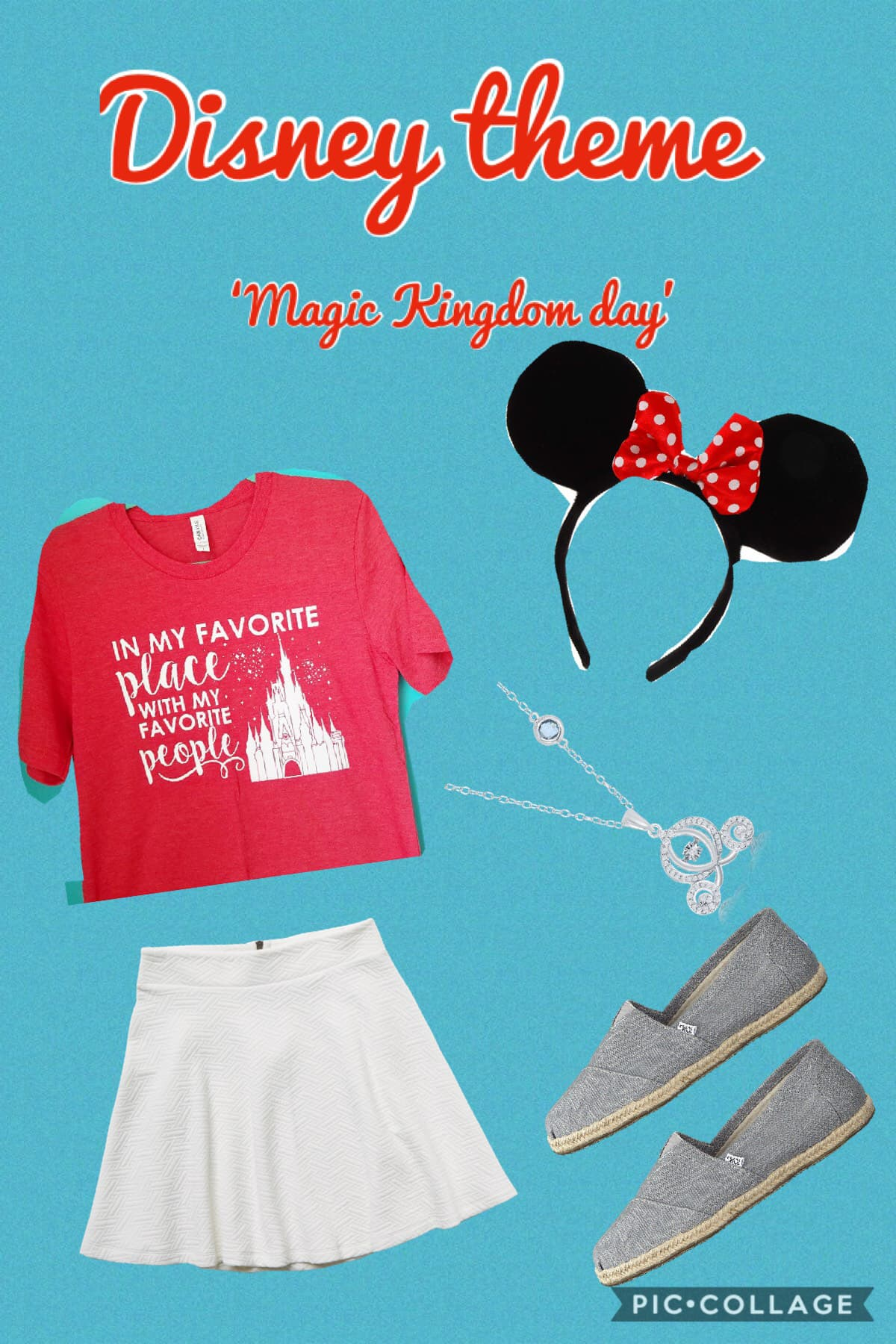 Disney Theme! ✨ Tap! Outfit #1 in this theme!  But I might switch later to do fall outfits 😂 I LOVE Disney!!! It's literally my happy place and the best place on Earth!! I really want to go again! 😱😍 please rate this outfit /5