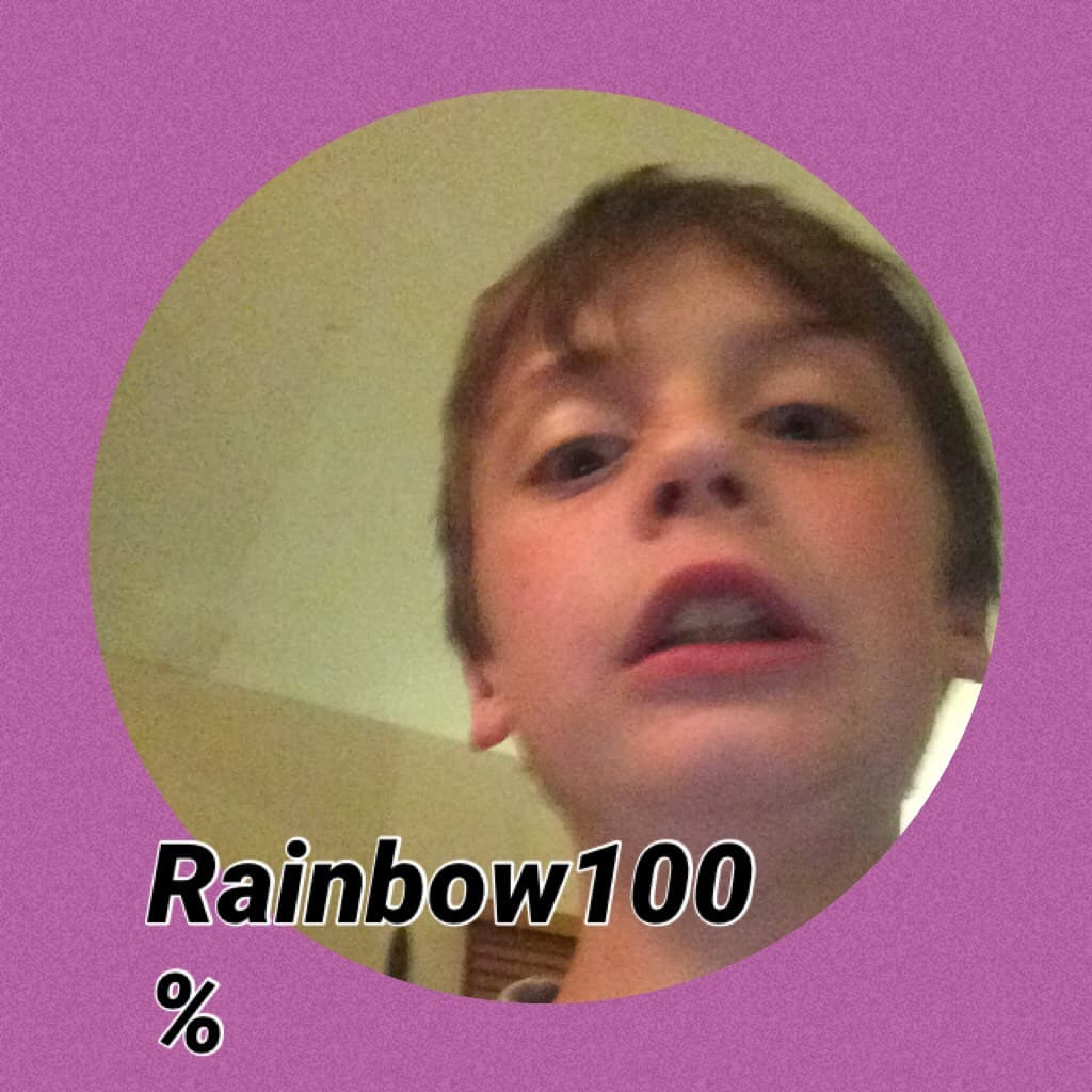 Rainbow100 %