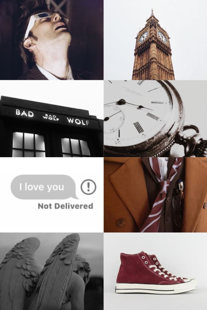 tenth doctor aesthetic ; idk if i like this lol | who's watched doctor who??