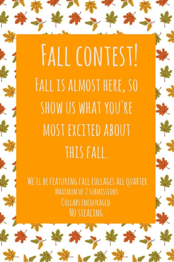 Fall contest!