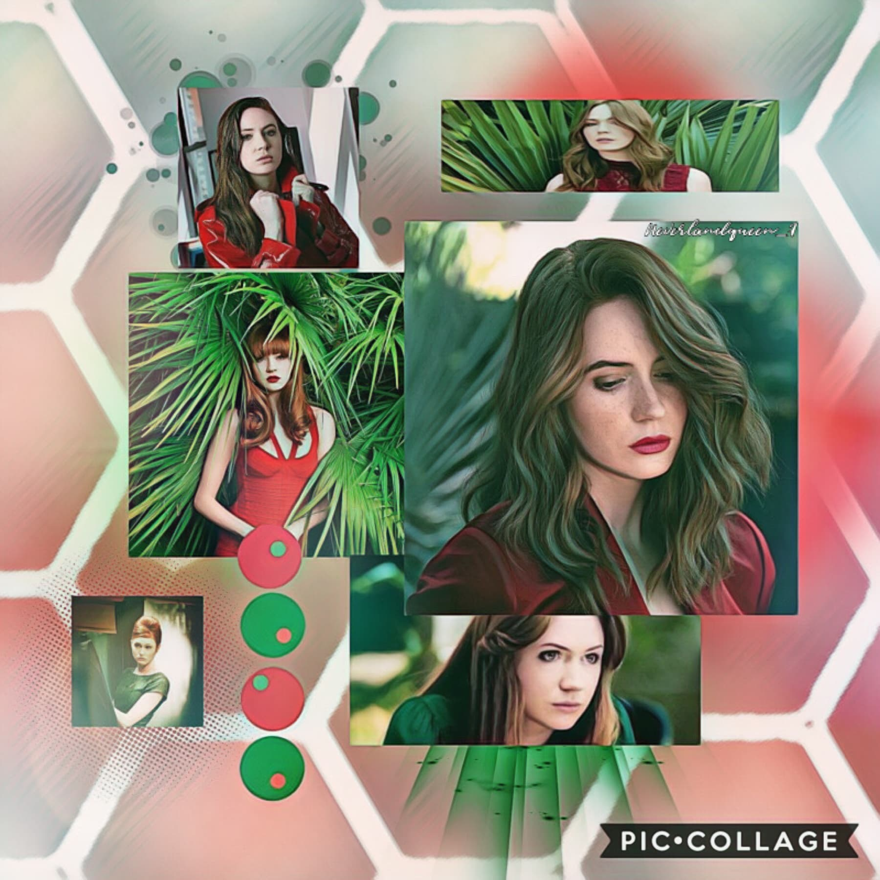 Tapp!!  New style #2 with Karen Gillian!!!   Rate/10♥️