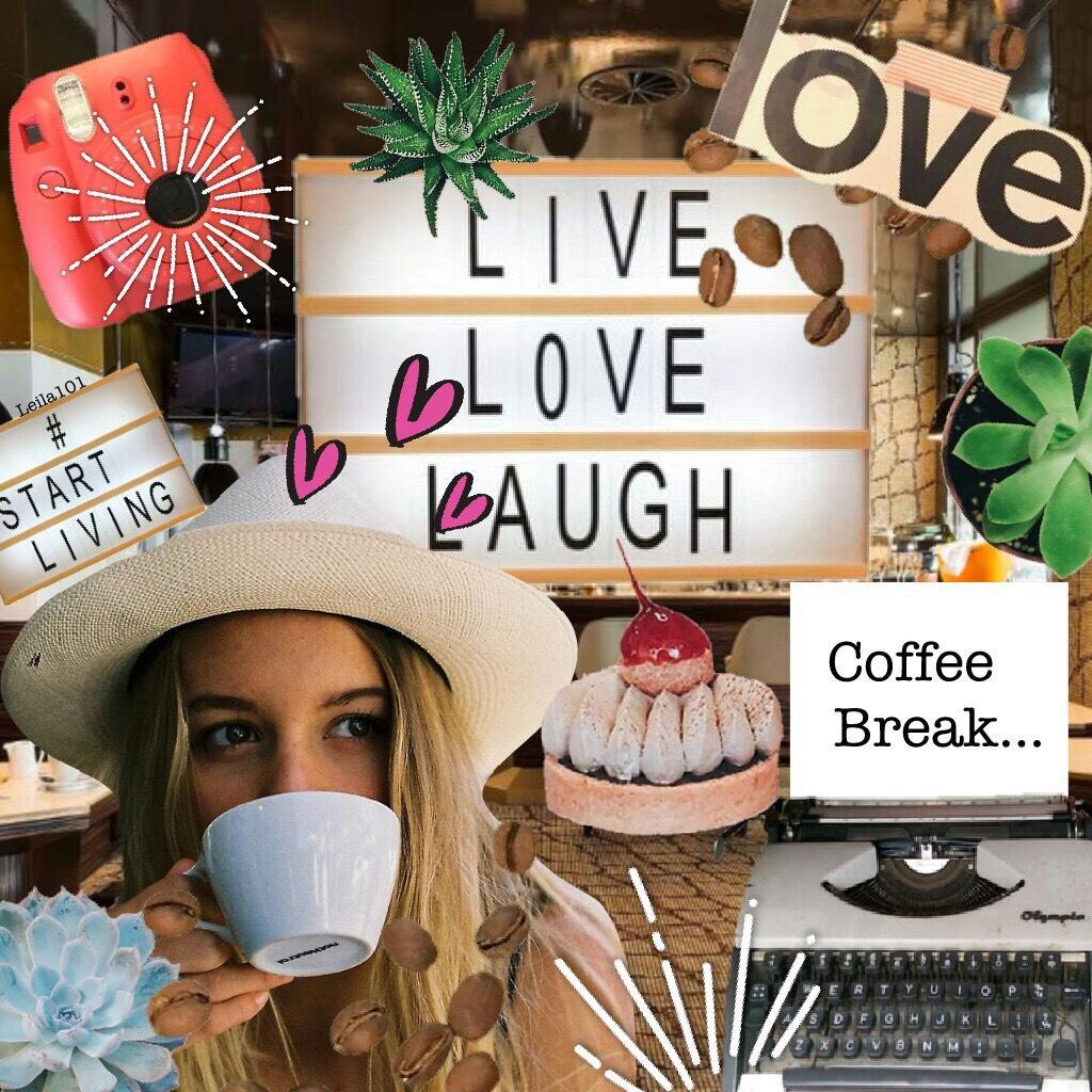 Coffee Break Pack!