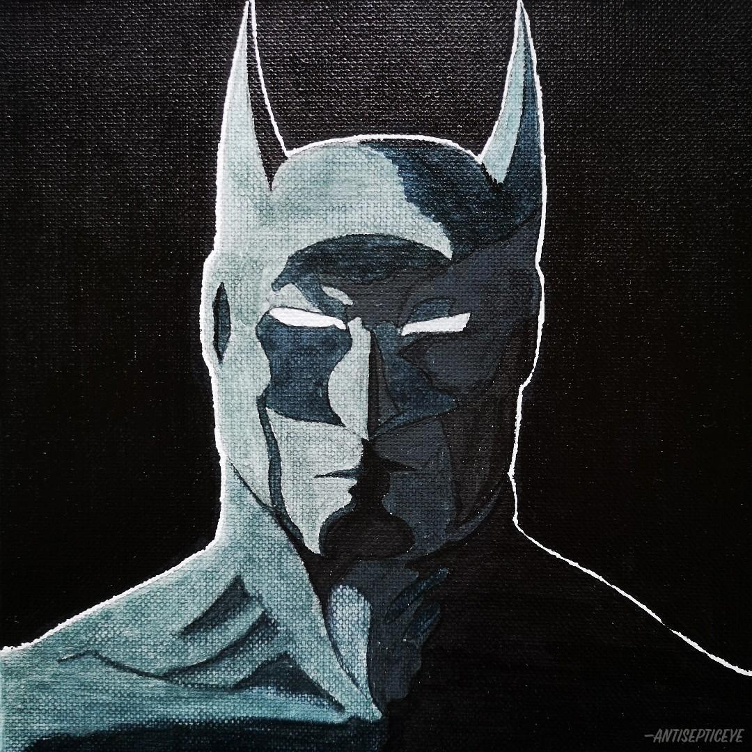 Oh it be batman baby-!