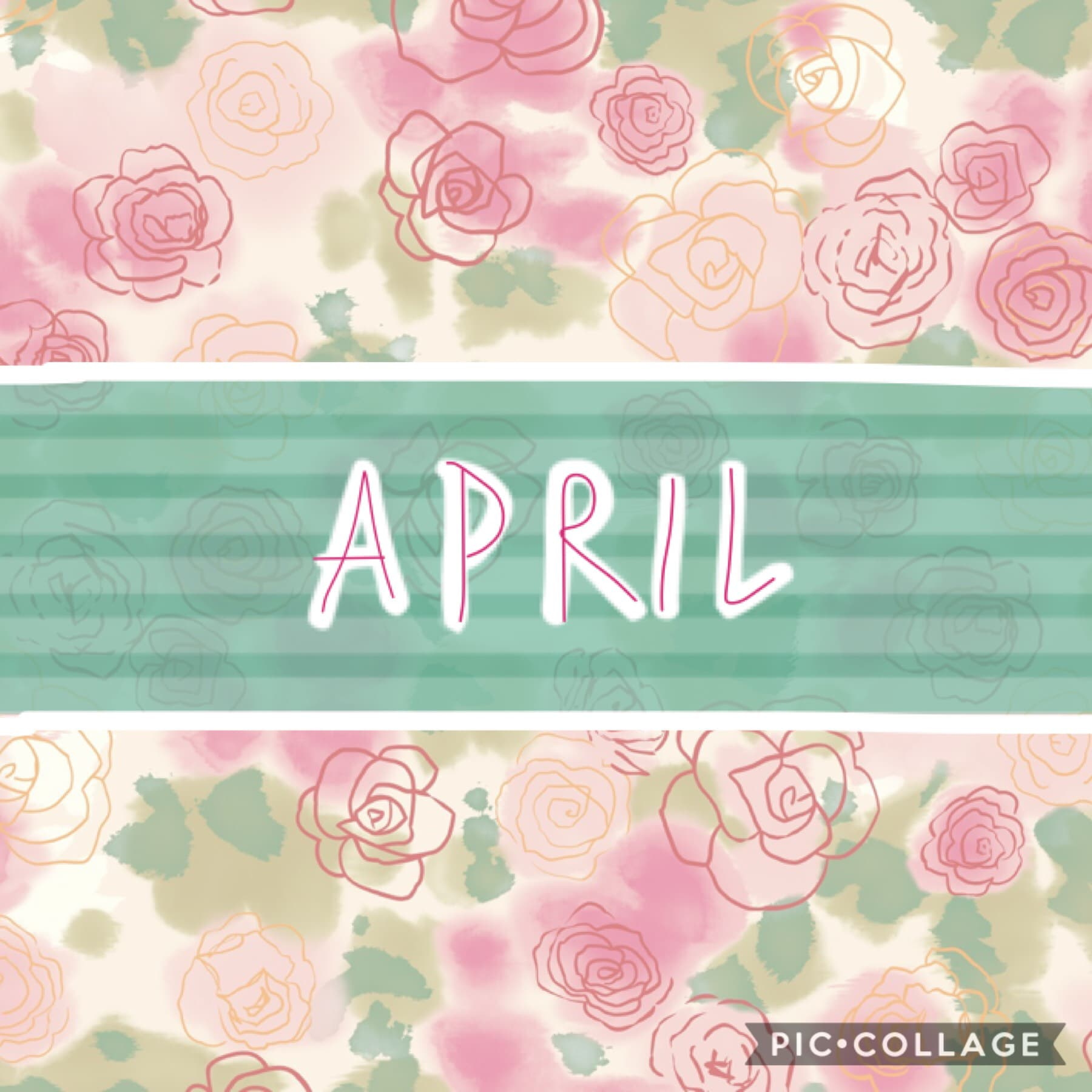 This is pretty simple, but happy April 1st! 😋 🌧 🌱 🌸 🗓 And Happy April Fools' Day! 🤪 🔫 🧠 💀 Q: Did you guys pull any pranks? 😂 A: I always tell myself I'll be more prepared the next year, but again I wasn't. 😶 I didn't do anything irl.
