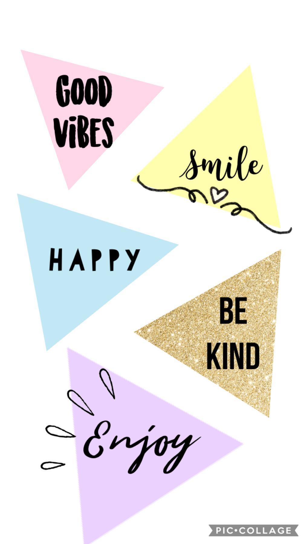 Remember to enjoy life 💗💗💗