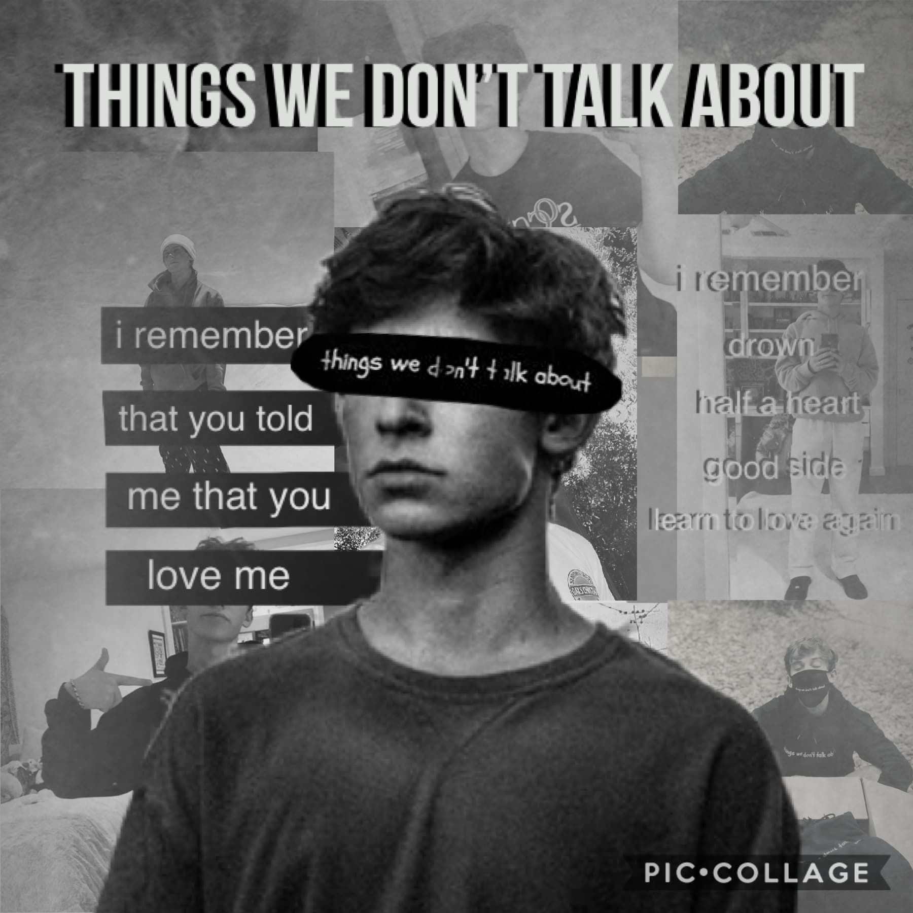 """uhhh not sure how i feel about this one (tap) this is sky mcreery! i've been a huge fan of his for almost a year now and his new ep """"things we don't talk about"""" is out now. go check it out!  how are you guys?💖"""
