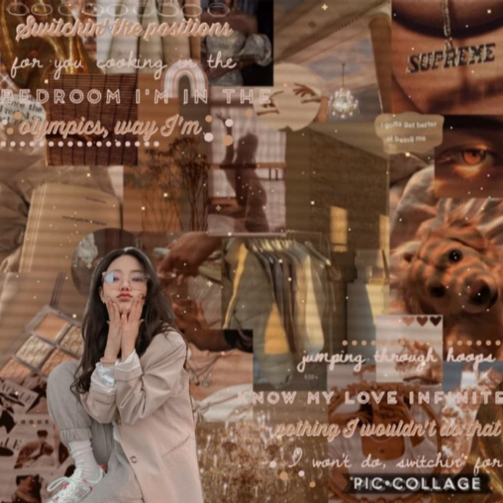 👜12/17/2020👜 collab with the pc godess herself, Mary11am!! she is sooo talented and sweet! hope ya'll like this weeks aesthetic and I hope ya'll can join :) QOTD: fav tv show? AOTD: that 70's show or the office :)