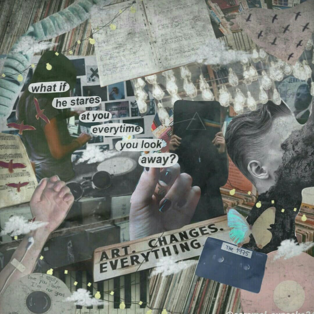 💋an old collage from my main. check the remixes for more old collages of mine😊💋  💋Im doing this to give thanks to everything; the friendships, the love and everyone and everthing that helped me get to where i am💋 💋~26•1•18~💋
