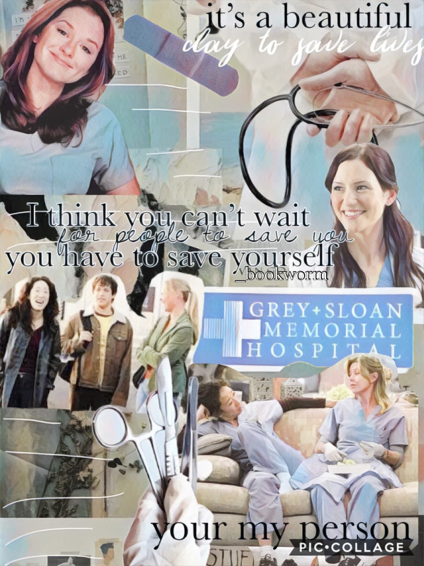 -tap- so yes I am back from camp It was loads of fun anywho this is a greys anatomy edit which is practically one of my favorite shows like ever and yeah I hope you guys have a good day  ✨💞