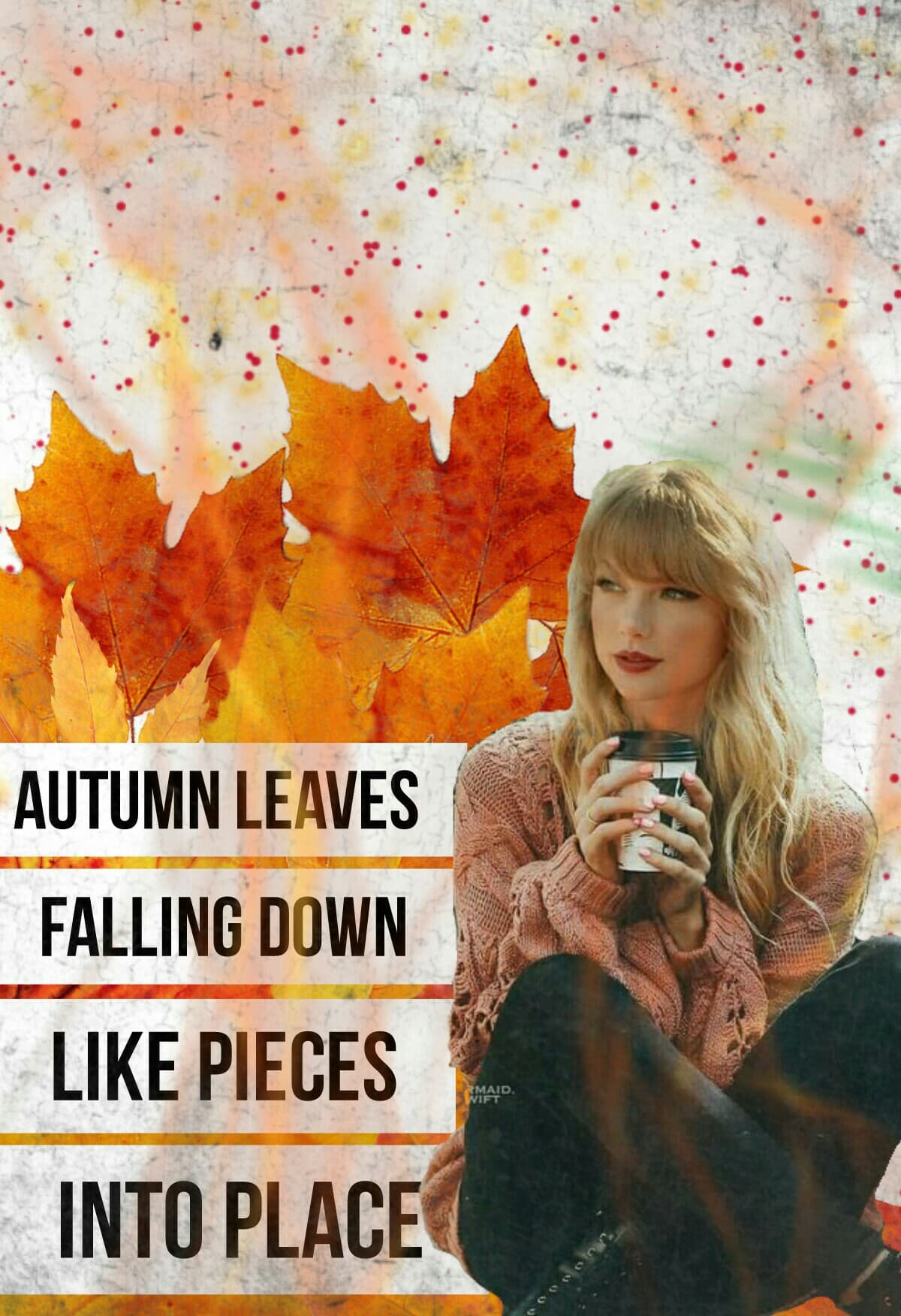 My entry to piccollages autumn contest! Advices? Changes? Tap! 💕 QOTD: What is you favorite season? AOTD: Spring! I love fall too though but I always get sick in fall!