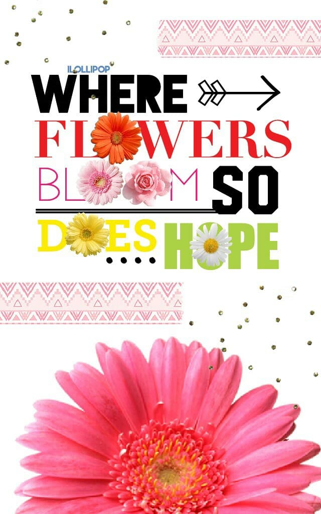 Hello Spring! Sorry I've been gone so long! Love this! Rate???   Tags: Pconly collage piccollage stickers spring hello spring love flowers cute Ilollipop