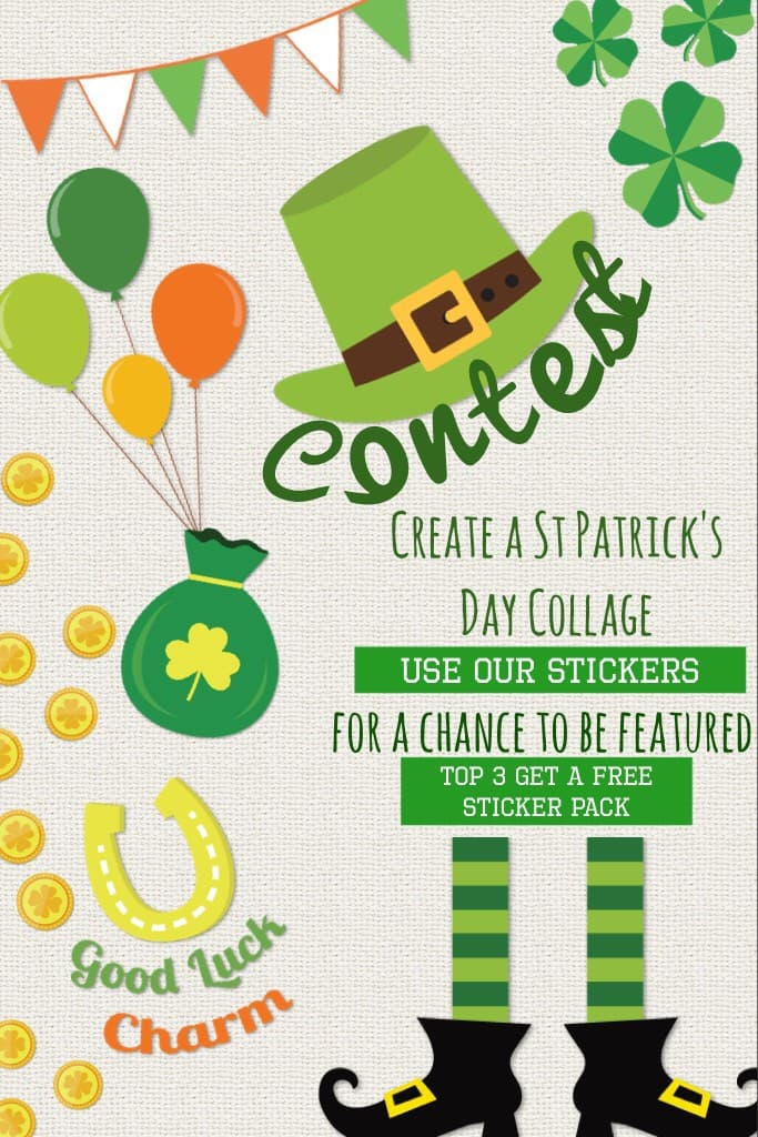 St Patrick's Day Contest