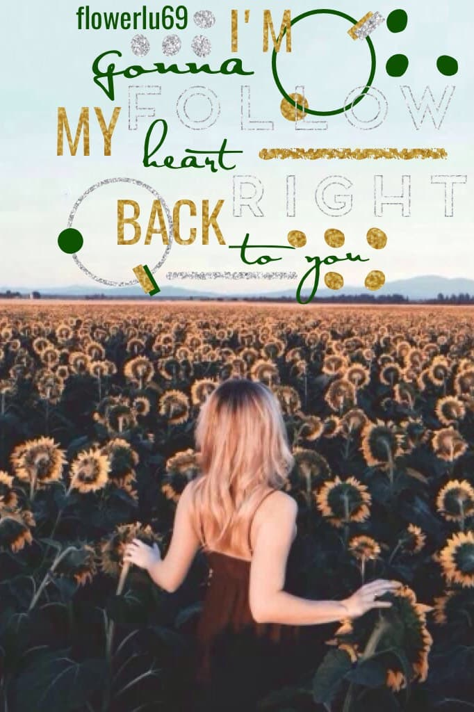 Song: Back To You by WILD :/ Sorry if this looks bad. :| School started and I'm already dying😂. Help me :*)