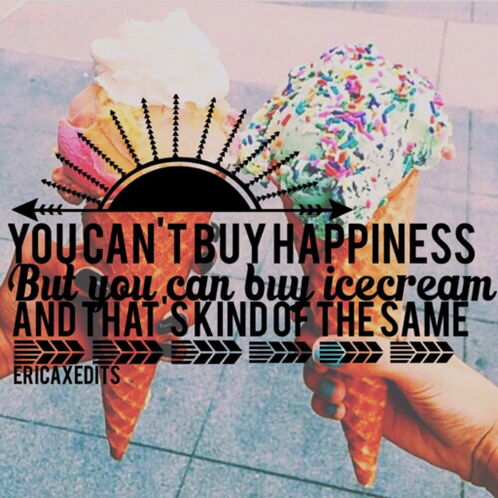 I think we can all agree🍦🍦
