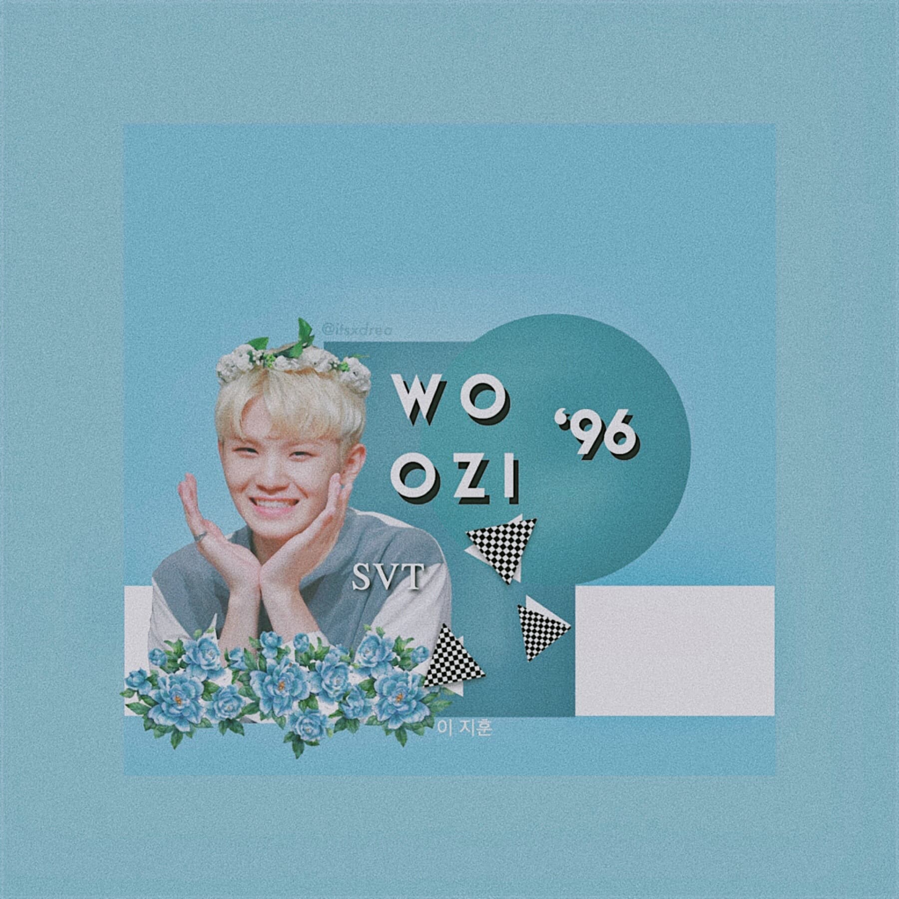 🧚 • woozi // svt • > edit request for @stariicloud < STOP I JUST FINISHED MY FIRST DAY OF SCHOOL AND LEMME TELL YOU, I WILL BE PASSING 😀