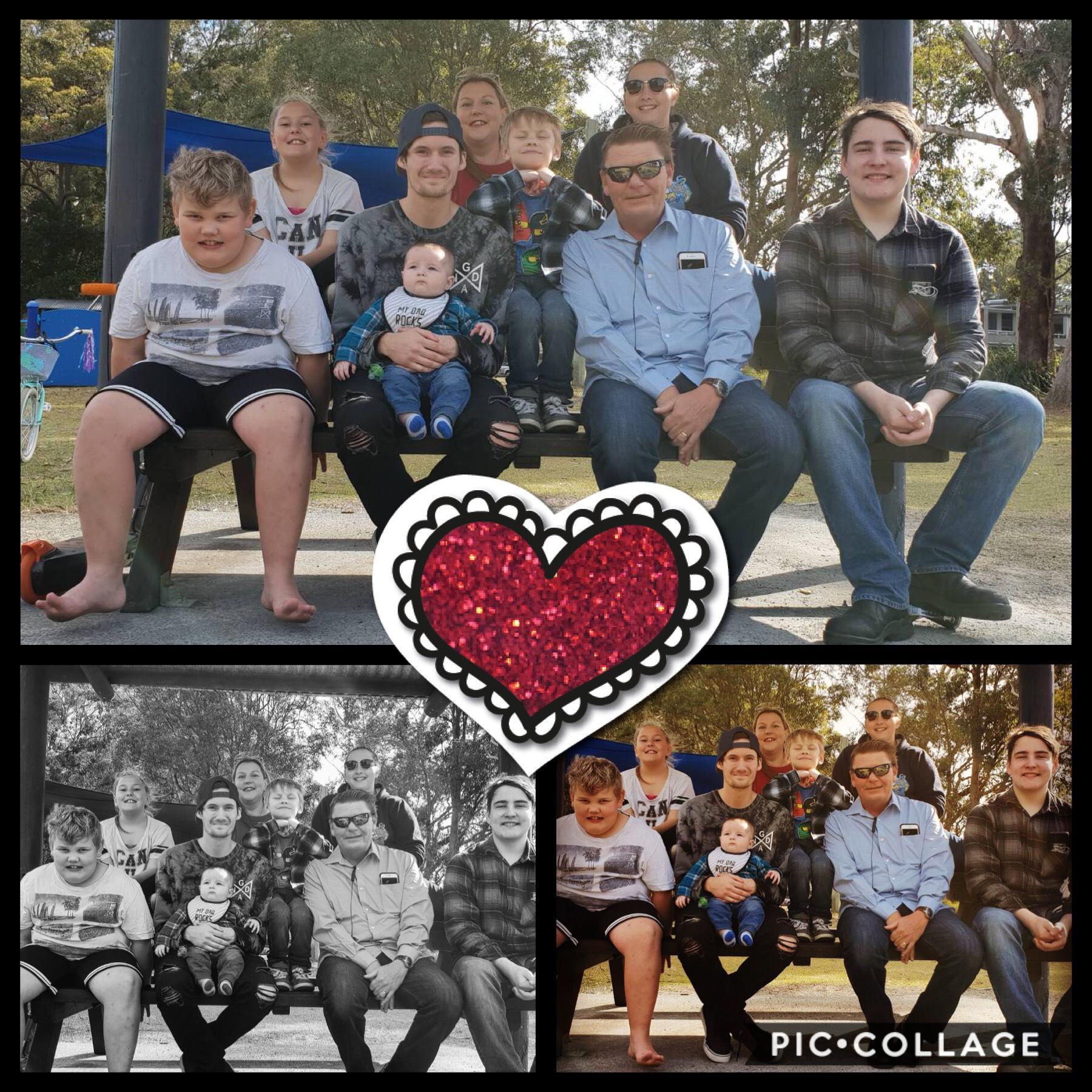 My family love u all 💘