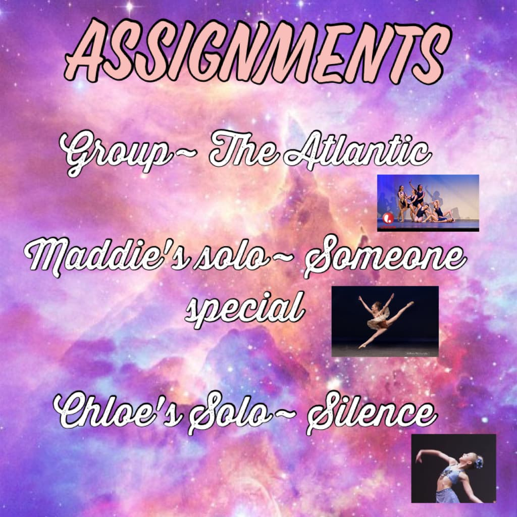 Week 2 Assignments💓