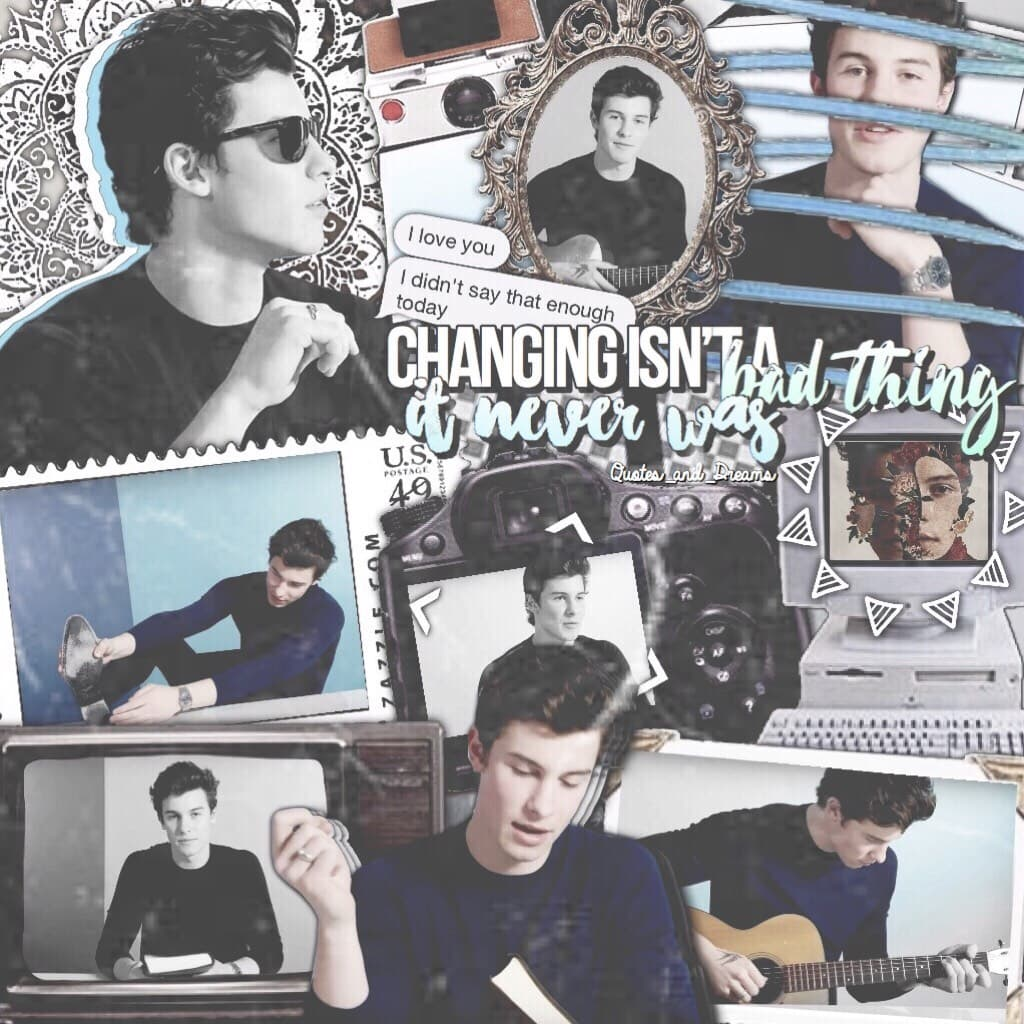 TAP FOR A BLESSING Shawn Mendes the Album officially blew my mind. The songs that he has produced has taken is music to the next level. I love the entire album, there are no words to describe how amazing this album is. Congratulations Shawn ❤️❤️