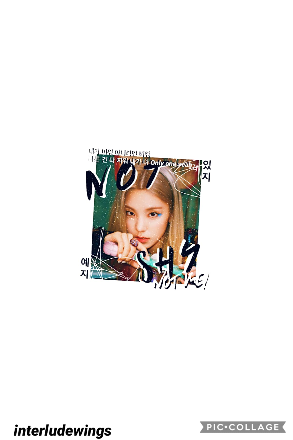 💎 open 💎 yeji~itzy let's pretend like i haven't been gone for the last month 🥴 i started school recently and it's terrible 😀