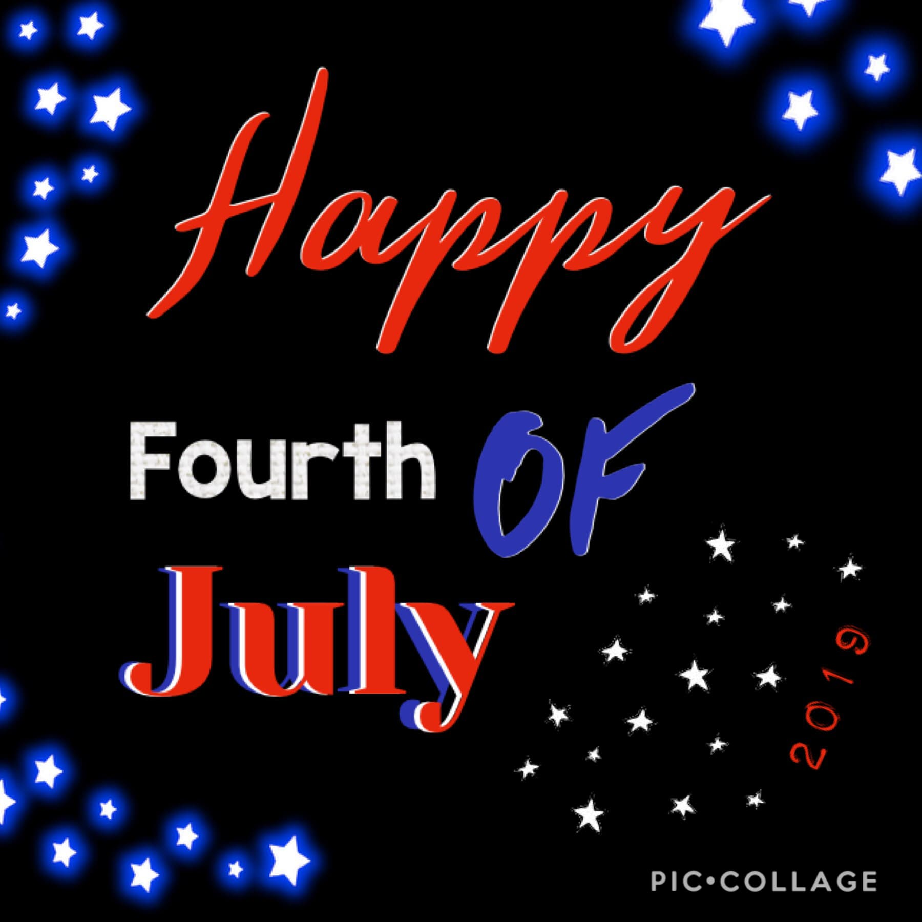 Happy 4th of July❗️🤩 🇺🇸 🍦 🎆 💙 🦅 🎈 🌟 🍽 🎊 🗽 🎶 I went to my cousins' for a cookout earlier today, we went swimming. 🤽🏻♀️💦 🌭 And then tonight I did some mini fireworks and stuff, so it was a pretty good day. 🎇 What did y'all do? 🧐 I've been so tireddd. 💤