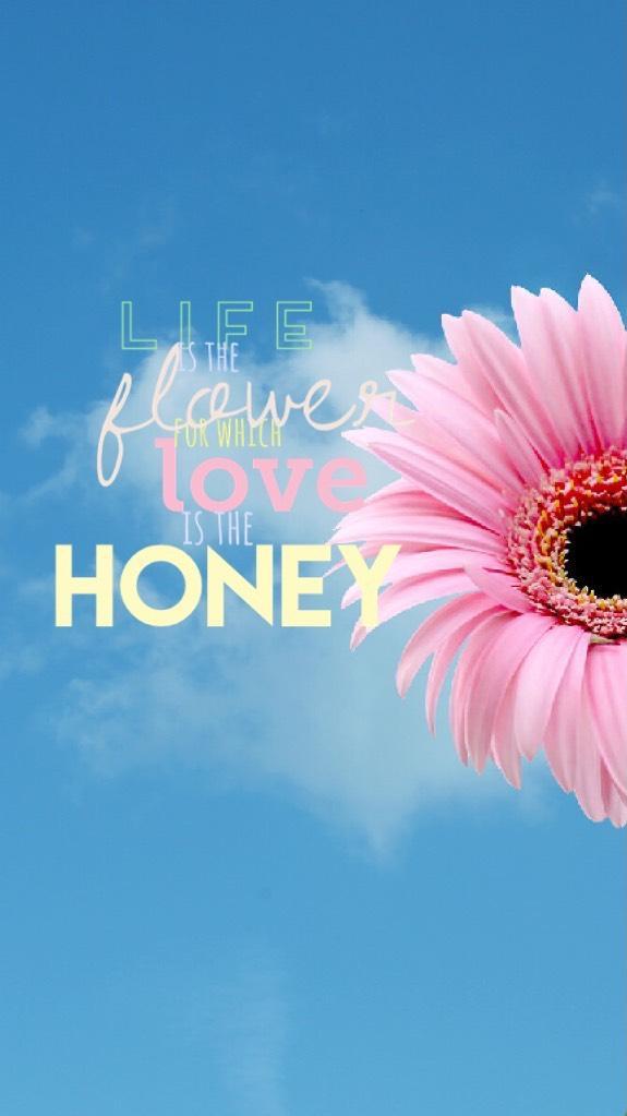 flowers n honey